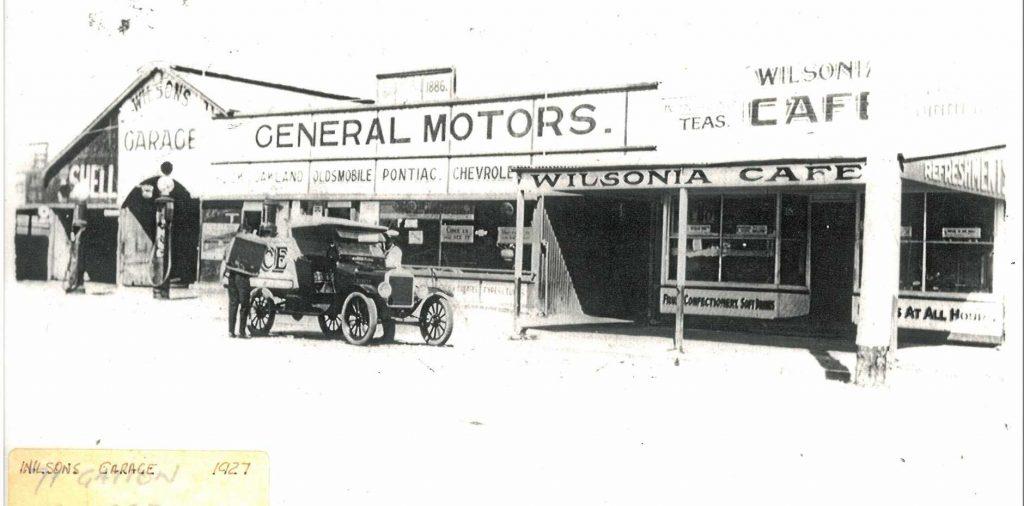 Wilson's Garage & Cafe